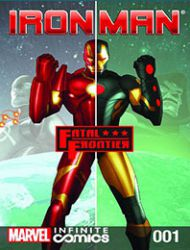 Iron Man: Fatal Frontier Infinite Comic