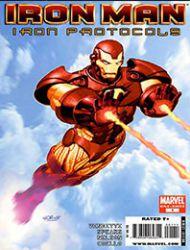 Iron Man: Iron Protocols