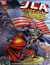 JLA: Foreign Bodies