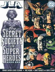JLA: The Secret Society of Super-Heroes