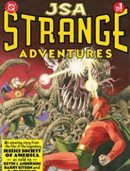 JSA Strange Adventures