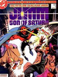 Jemm, Son of Saturn