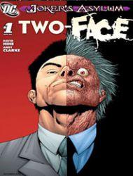 Joker's Asylum: Two-Face