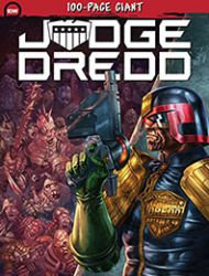 Judge Dredd: 100-Page Giant