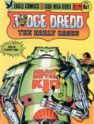 Judge Dredd: The Early Cases