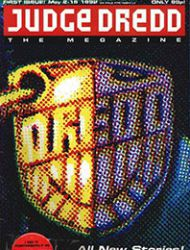 Judge Dredd: The Megazine (vol. 2)