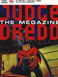 Judge Dredd: The Megazine
