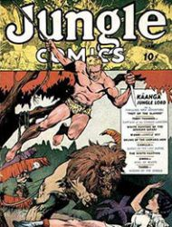 Jungle Comics (1940)
