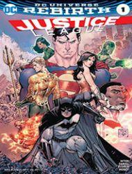 Justice League (2016)