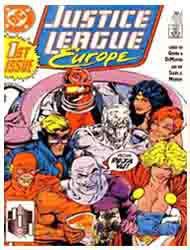 Justice League Europe
