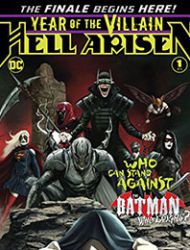 Justice League: Hell Arisen
