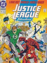Justice League International (1993)
