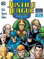 Justice League International: Born Again