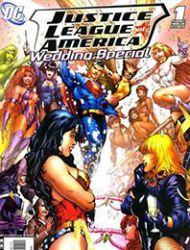 Justice League Wedding Special