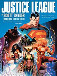 Justice League by Scott Snyder: The Deluxe Edition