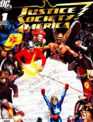 Justice Society of America (2007)