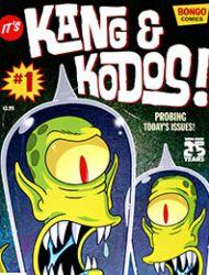 Kang & Kodos!