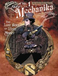 Lady Mechanika: The Lost Boys of West Abbey