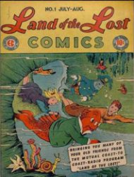 Land of the Lost Comics