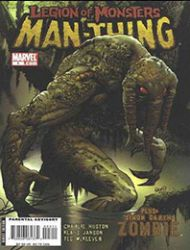 Legion of Monsters: Man-Thing