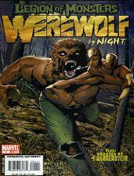 Legion of Monsters: Werewolf By Night