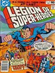 Legion of Super-Heroes (1980)