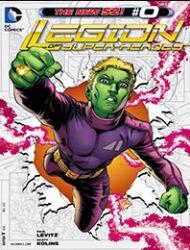 Legion of Super-Heroes (2011)