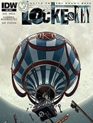 Locke & Key: Guide to the Known Keys