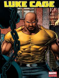"Luke Cage in ""A Close Shave"""