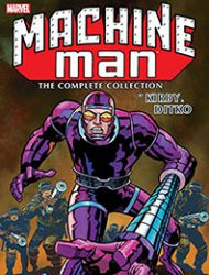 Machine Man: The Complete Collection