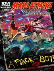 Mars Attacks: The Transformers