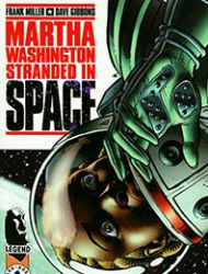 Martha Washington Stranded in Space