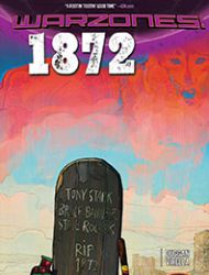 Marvel 1872: Warzones!