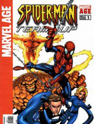 Marvel Age: Spider-Man Team-Up
