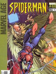 Marvel Age Spider-Man