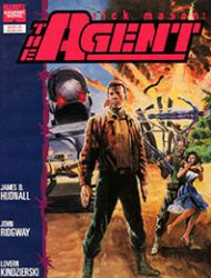 Marvel Graphic Novel: Rick Mason, The Agent