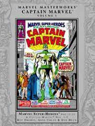 Marvel Masterworks: Captain Marvel