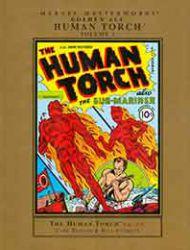 Marvel Masterworks: Golden Age Human Torch