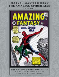 Marvel Masterworks: The Amazing Spider-Man