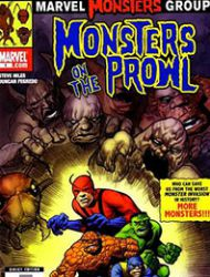 Marvel Monsters: Monsters on the Prowl