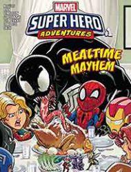 Marvel Super Hero Adventures: Captain Marvel - Mealtime Mayhem