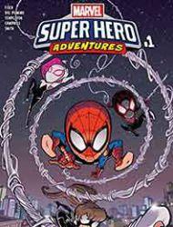 Marvel Super Hero Adventures: Spider-Man – Web Designers