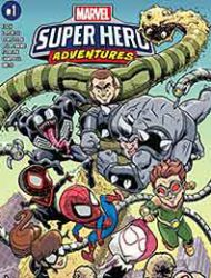 Marvel Super Hero Adventures: Spider-Man – Web of Intrigue