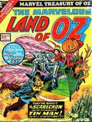 Marvel Treasury of Oz