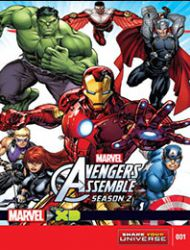 Marvel Universe Avengers Assemble Season 2