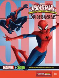 Marvel Universe Ultimate Spider-Man Spider-Verse