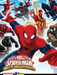Marvel Universe Ultimate Spider-Man: Web Warriors