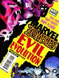 Marvel Zombies: Evil Evolution
