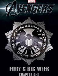 Marvel's The Avengers Prelude: Fury's Big Week (Digital)