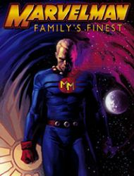 Marvelman Family's Finest